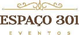 Logo 301 Eventos